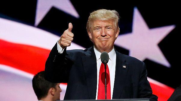 Minden készen áll a Trump-beszédre