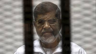 Egyptian court to review appeals by former president Morsi