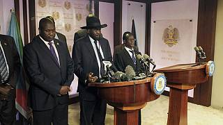 South Sudan's president Kiir calls on Machar to return to Juba