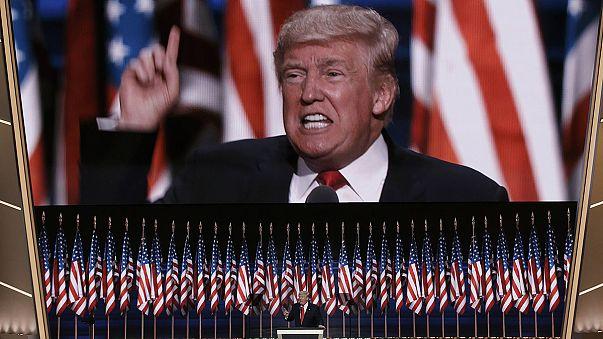Presidenziali USA 2016: Trump accetta ufficialmente investitura