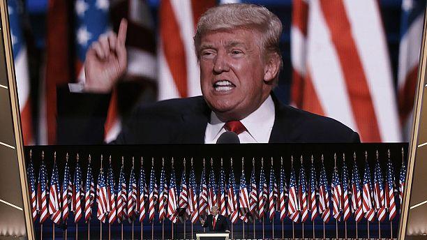 US-Präsidentenwahl: Donald Trump als Kandidat nominiert