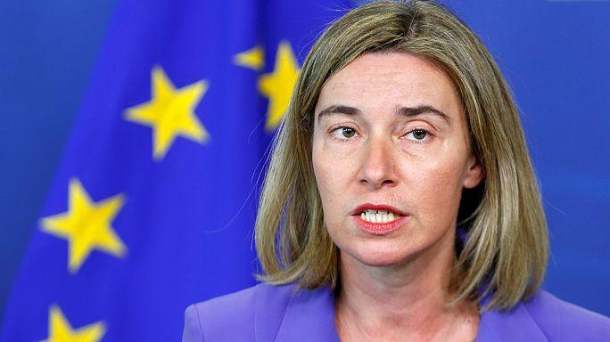 """الأوروبيون يراقبون عن """"كثب وبقلق"""" حالة الطوارئ في تركيا"""