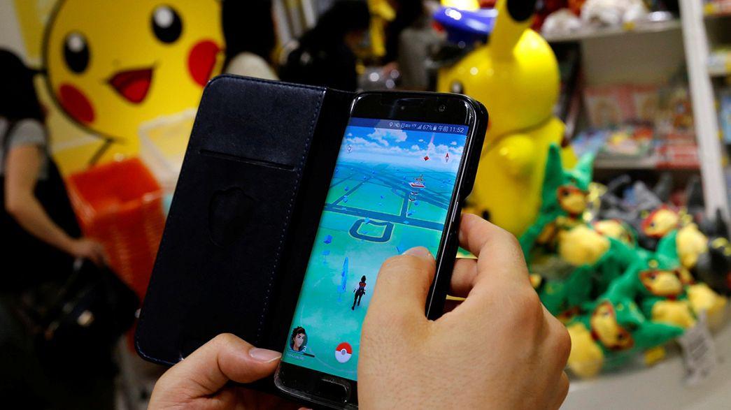 Японским игрокам в Pokemon GO напоминают о безопасности