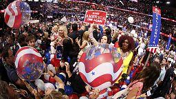 Delegados republicanos por y contra Trump