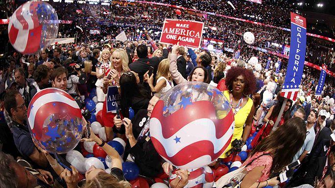 Megoszlanak a vélemények a republikánus konvencióban Trumpról