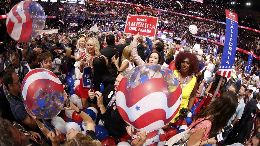 تباين آراء المندوبين الجمهوريين بعد تسمية الحزب لدونالد ترامب مرشحا للبيت الأبيض