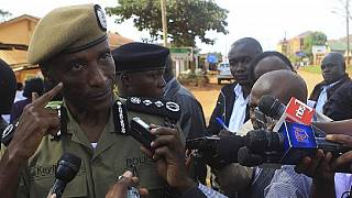 Uganda's police chief, 7 others sued by victims of police brutality
