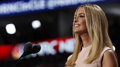 Family value: Donald Trump eclipsed by Ivanka