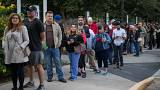 Republicans outpacing Democrats in early voting in key states, NBC News finds