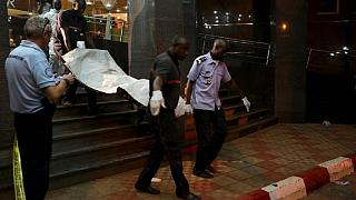 Mali mourn departed soldiers