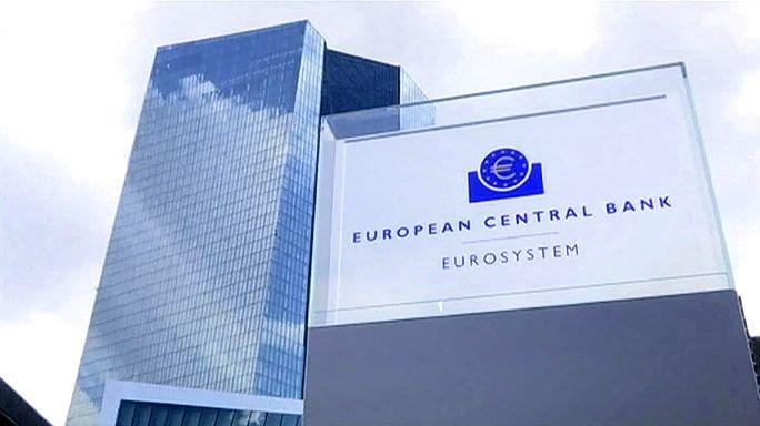 Euro Bölgesi'nde büyüme son yılların en düşüğünde