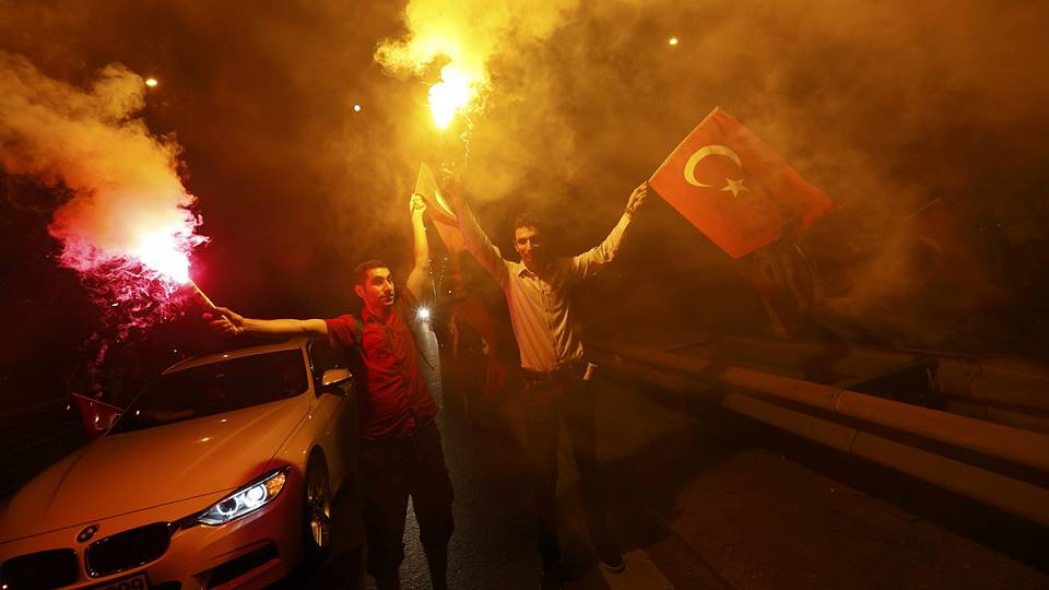 State of the Union: relations strained between Turkey and EU as Erdogan continues widespread purges