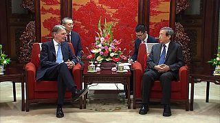 بريطانيا تعتبر الصين شريكا استراتيجيا