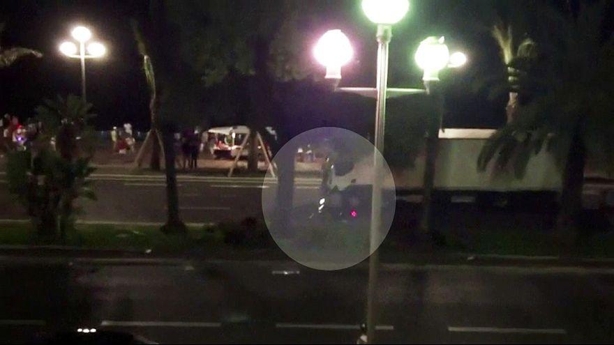 Motorcycle hero of Nice: 'I was ready to die'
