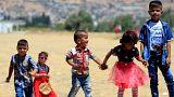 La porte de l'école fermée pour les ados syriens réfugiés au Liban