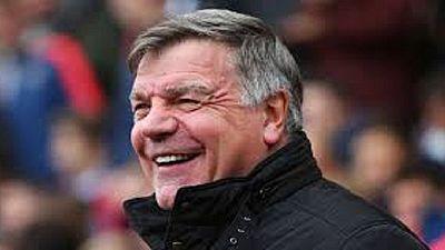Sam Allardyce named England's new football manager