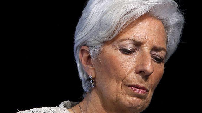 Christine Lagarde en el banquillo de los acusados por el Caso Tapie