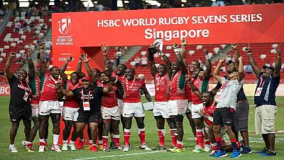 Kenya rugby 7s team aims for gold in Rio