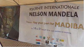 DRC remembers Nelson Mandela through art