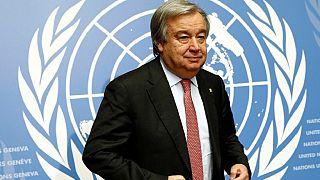 ONU: un premier vote remporté par António Guterres