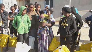 137 migrants intercepted off Libya's coast