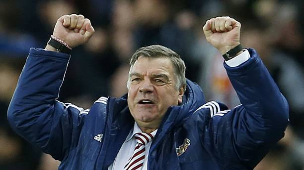 Allardyce appointed England manager