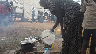 South Sudanese IDP's and refugees destitute as rainy season sets in