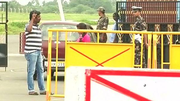 Hindistan'da askeri uçak kayboldu
