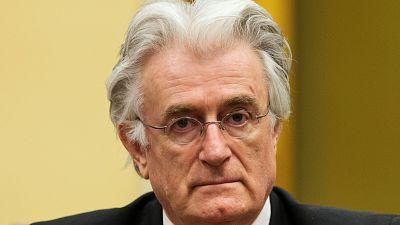 """Bosna Kasabı"" Karadziç mahkemenin kararına itiraz etti"