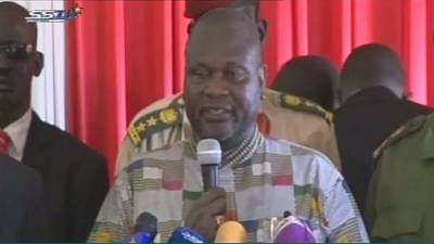 Machar will not return to South Sudan capital unless peacekeepers are deployed