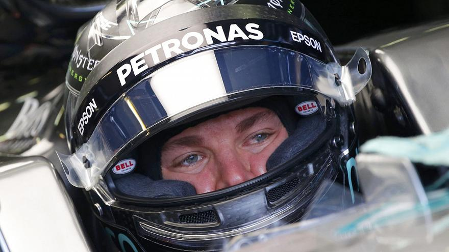 Rosberg to stay with Mercedes until 2018