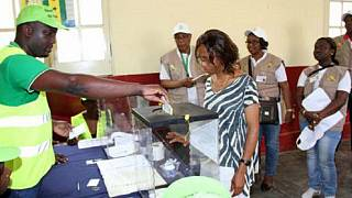 Sao Tome presidential election results canceled for a second round