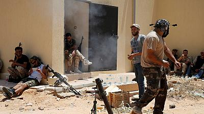 Libya: 14 bodies of 'executed' people found in Benghazi