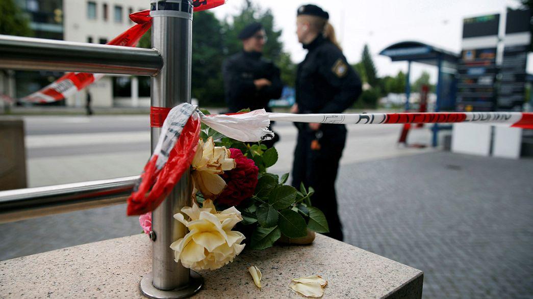 Münih saldırganı: 18 yaşında İran asıllı