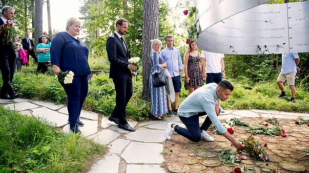 Remembering the victims of the Utoya massacre five years on