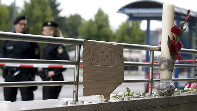 كيف وقع إطلاق النار على المركز التجاري في ميونخ