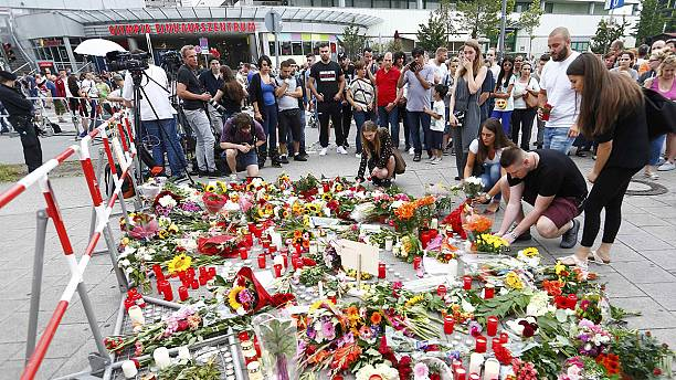 Munich: police rule out ISIL link