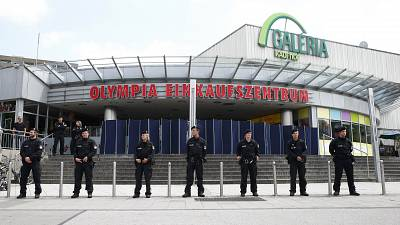 Munich shooting: Police rule out ISIL link