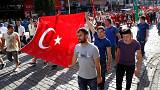 Darbe girişimi gecesi Trabzon'un Araklı ilçesinde yaşananlar
