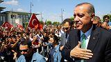 Ankara verlängert Untersuchungshaft von vier auf 30 Tage