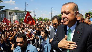 Erdoğan: Kanıtları tüm dünya görecek