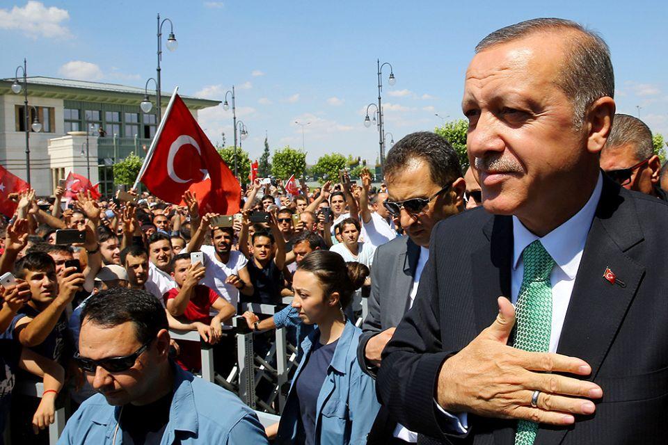 Turkey: the crackdown intensifies