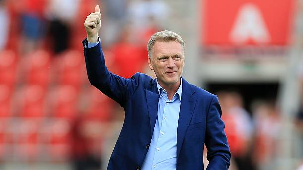 Sunderland appoint Moyes as new manager