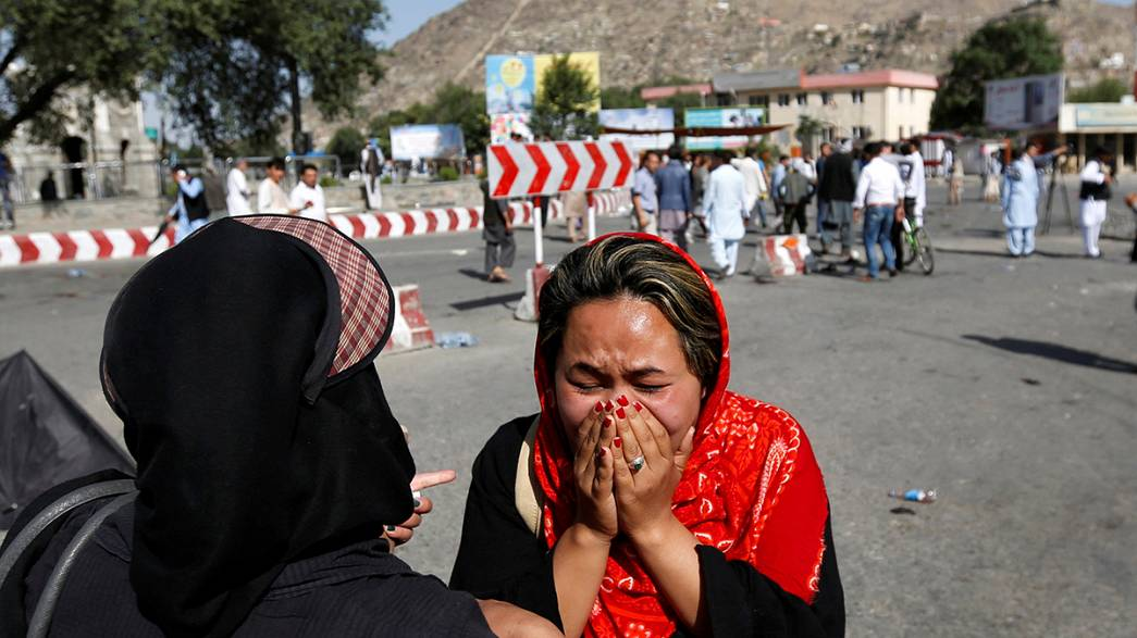 Afganistan'da intihar saldırısı: En az 80 ölü