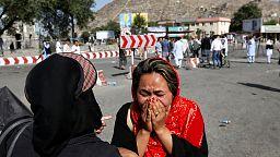 Almeno 80 morti a Kabul in un attentato contro la minoranza degli Hazara