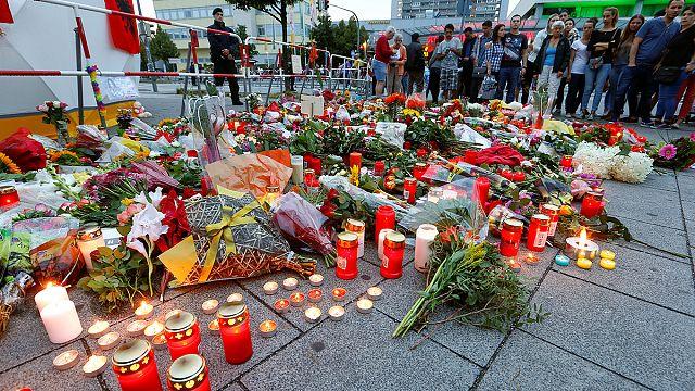 ردود فعل سكان ميونيخ على هجوم المركز التجاري