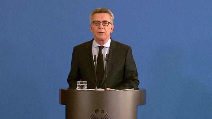 الداخلية الألمانية: لا صلة بين منفذ الهجوم وأي تنظيم إرهابي