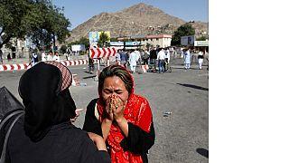 Afghanistan : un attentat revendiqué par l'Etat islamique à Kaboul fait plus de 80 morts