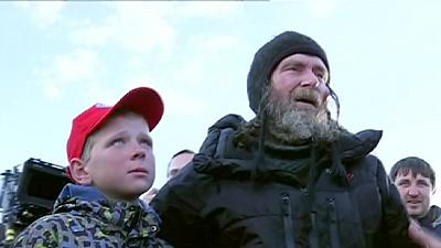 Un ruso de 65 años logra un récord mundial: da la vuelta al mundo en globo en 11 días