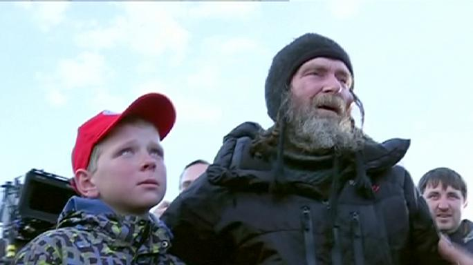 Balonla dünya turu atan Rus gezgin rekor kırdı